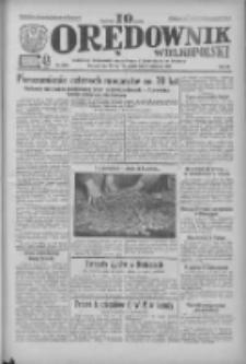 Orędownik Wielkopolski: ludowy dziennik narodowy i katolicki w Polsce 1933.06.02 R.63 Nr126