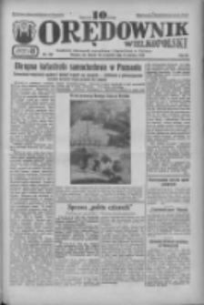 Orędownik Wielkopolski: ludowy dziennik narodowy i katolicki w Polsce 1933.06.08 R.63 Nr130