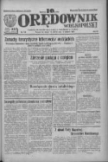 Orędownik Wielkopolski: ludowy dziennik narodowy i katolicki w Polsce 1933.06.13 R.63 Nr134