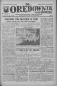 Orędownik Wielkopolski: ludowy dziennik narodowy i katolicki w Polsce 1933.06.14 R.63 Nr135