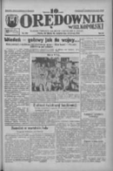 Orędownik Wielkopolski: ludowy dziennik narodowy i katolicki w Polsce 1933.06.15 R.63 Nr136