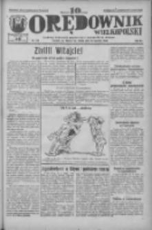 Orędownik Wielkopolski: ludowy dziennik narodowy i katolicki w Polsce 1933.06.20 R.63 Nr139