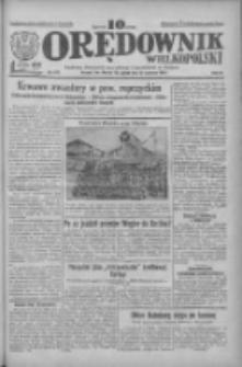 Orędownik Wielkopolski: ludowy dziennik narodowy i katolicki w Polsce 1933.06.23 R.63 Nr142