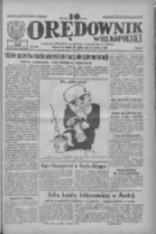 Orędownik Wielkopolski: ludowy dziennik narodowy i katolicki w Polsce 1933.06.24 R.63 Nr143