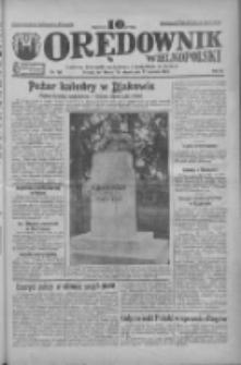 Orędownik Wielkopolski: ludowy dziennik narodowy i katolicki w Polsce 1933.06.27 R.63 Nr145