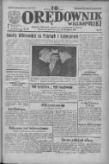 Orędownik Wielkopolski: ludowy dziennik narodowy i katolicki w Polsce 1933.06.28 R.63 Nr146