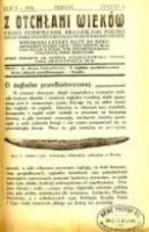 Z Otchłani Wieków. 1926 R.1 z.4