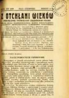 Z Otchłani Wieków. 1939 R.14 z.5-6