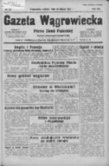 Gazeta Wągrowiecka: pismo ziemi pałuckiej 1939.02.18 R.19 Nr40