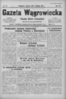 Gazeta Wągrowiecka: pismo ziemi pałuckiej 1939.02.21 R.19 Nr42