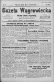 Gazeta Wągrowiecka: pismo ziemi pałuckiej 1939.04.07 R.19 Nr81