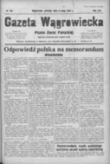 Gazeta Wągrowiecka: pismo ziemi pałuckiej 1939.05.09 R.19 Nr106