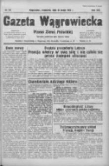 Gazeta Wągrowiecka: pismo ziemi pałuckiej 1939.05.14 R.19 Nr111