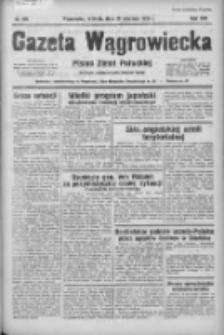 Gazeta Wągrowiecka: pismo ziemi pałuckiej 1939.06.20 R.19 Nr139