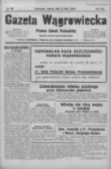 Gazeta Wągrowiecka: pismo ziemi pałuckiej 1939.07.22 R.19 Nr166