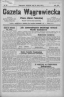 Gazeta Wągrowiecka: pismo ziemi pałuckiej 1939.07.23 R.19 Nr167