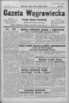 Gazeta Wągrowiecka: pismo ziemi pałuckiej 1939.08.02 R.19 Nr175