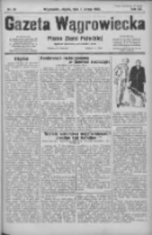 Gazeta Wągrowiecka: pismo ziemi pałuckiej 1932.02.05 R.12 Nr28