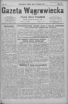 Gazeta Wągrowiecka: pismo ziemi pałuckiej 1932.02.13 R.12 Nr35