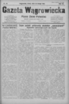 Gazeta Wągrowiecka: pismo ziemi pałuckiej 1932.02.24 R.12 Nr44