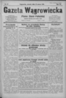 Gazeta Wągrowiecka: pismo ziemi pałuckiej 1932.03.15 R.12 Nr61