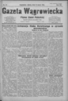 Gazeta Wągrowiecka: pismo ziemi pałuckiej 1932.03.19 R.12 Nr65