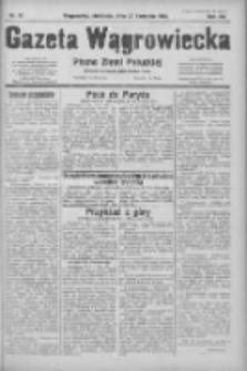 Gazeta Wągrowiecka: pismo ziemi pałuckiej 1932.04.24 R.12 Nr95