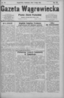 Gazeta Wągrowiecka: pismo ziemi pałuckiej 1932.05.01 R.12 Nr101
