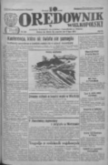 Orędownik Wielkopolski: ludowy dziennik narodowy i katolicki w Polsce 1933.07.06 R.63 Nr152
