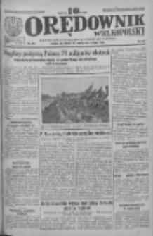 Orędownik Wielkopolski: ludowy dziennik narodowy i katolicki w Polsce 1933.07.08 R.63 Nr154