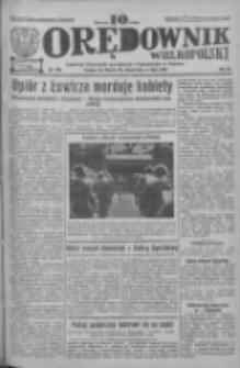 Orędownik Wielkopolski: ludowy dziennik narodowy i katolicki w Polsce 1933.07.11 R.63 Nr156