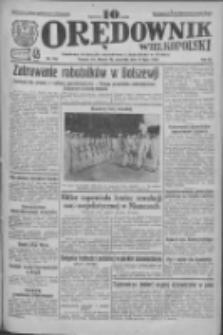 Orędownik Wielkopolski: ludowy dziennik narodowy i katolicki w Polsce 1933.07.13 R.63 Nr158