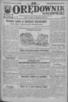 Orędownik Wielkopolski: ludowy dziennik narodowy i katolicki w Polsce 1933.07.14 R.63 Nr159