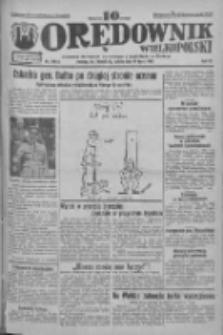 Orędownik Wielkopolski: ludowy dziennik narodowy i katolicki w Polsce 1933.07.15 R.63 Nr160A