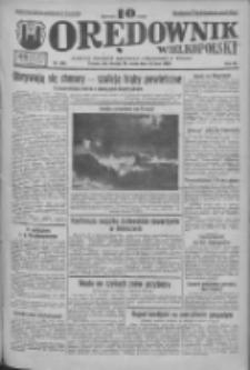 Orędownik Wielkopolski: ludowy dziennik narodowy i katolicki w Polsce 1933.07.19 R.63 Nr163