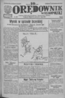 Orędownik Wielkopolski: ludowy dziennik narodowy i katolicki w Polsce 1933.07.21 R.63 Nr165