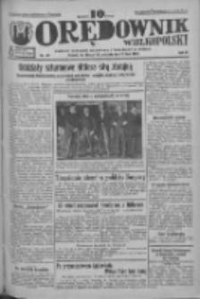 Orędownik Wielkopolski: ludowy dziennik narodowy i katolicki w Polsce 1933.07.23 R.63 Nr167