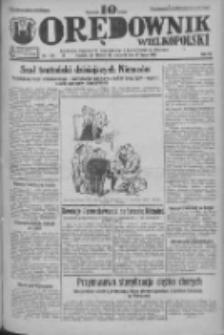 Orędownik Wielkopolski: ludowy dziennik narodowy i katolicki w Polsce 1933.07.27 R.63 Nr170