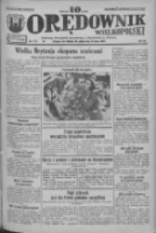 Orędownik Wielkopolski: ludowy dziennik narodowy i katolicki w Polsce 1933.07.28 R.63 Nr171