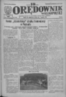 Orędownik Wielkopolski: ludowy dziennik narodowy i katolicki w Polsce 1933.08.01 R.63 Nr174
