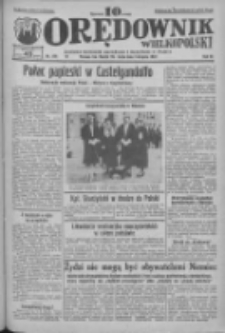 Orędownik Wielkopolski: ludowy dziennik narodowy i katolicki w Polsce 1933.08.02 R.63 Nr175