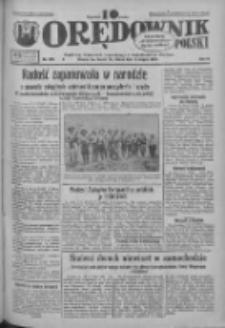 Orędownik Polski: ludowy dziennik narodowy i katolicki w Polsce 1933.08.15 R.63 Nr186