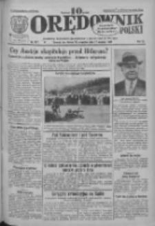 Orędownik Polski: ludowy dziennik narodowy i katolicki w Polsce 1933.08.17 R.63 Nr187