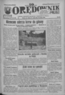 Orędownik Polski: ludowy dziennik narodowy i katolicki w Polsce 1933.08.19 R.63 Nr189