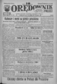 Orędownik Polski: ludowy dziennik narodowy i katolicki w Polsce 1933.08.24 R.63 Nr193