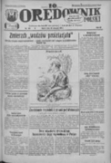 Orędownik Polski: ludowy dziennik narodowy i katolicki w Polsce 1933.08.25 R.63 Nr194