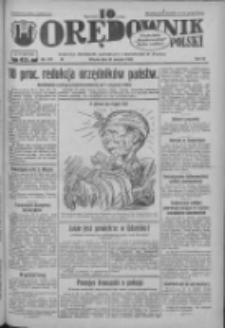 Orędownik Polski: ludowy dziennik narodowy i katolicki w Polsce 1933.08.29 R.63 Nr197