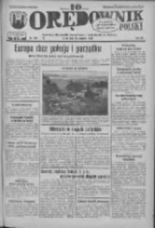 Orędownik Polski: ludowy dziennik narodowy i katolicki w Polsce 1933.08.30 R.63 Nr198
