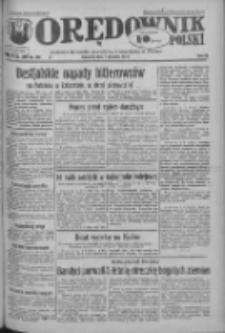 Orędownik Polski: ludowy dziennik narodowy i katolicki w Polsce 1933.09.07 R.63 Nr205