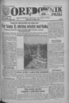 Orędownik Polski: ludowy dziennik narodowy i katolicki w Polsce 1933.09.09 R.63 Nr207
